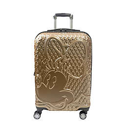 ful® Disney® Minnie Mouse Hard Side Spinner Checked Luggage