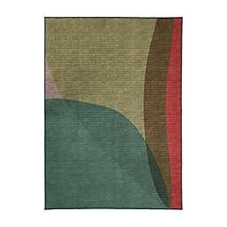 My Magic Carpet Cove Rug in Green