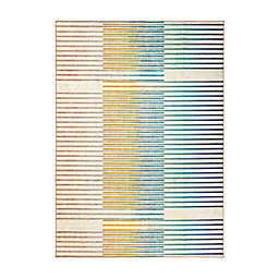 My Magic Carpet Flux Striped Multicolor Rug