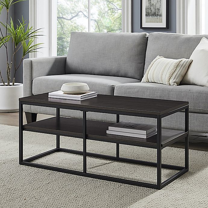 Alternate image 1 for Simply Essential™ Metal Coffee Table