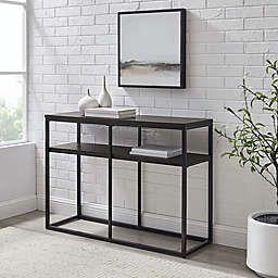 Simply Essential™ Metal Console Table
