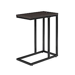 Simply Essential™ C-Shape Metal Accent Table