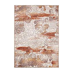 My Magic Carpet Vienna Abstract Rug in Natural