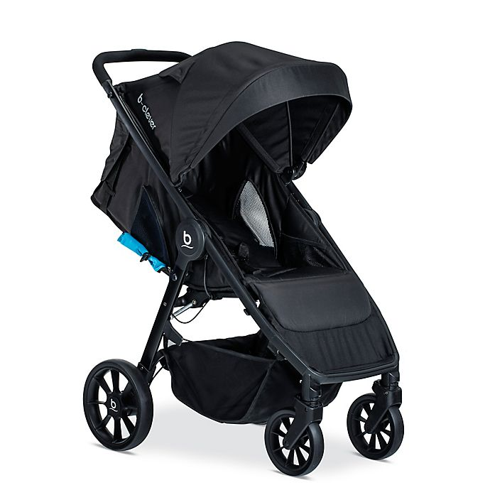 Alternate image 1 for BRITAX® B-Clever™ Single Stroller in Teal