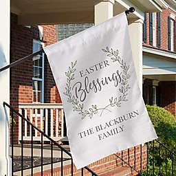 """""""Easter Blessings"""" House Flag"""