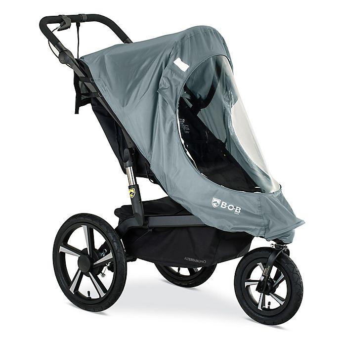 Alternate image 1 for BOB Gear® Weather Shield for Single Jogging Stroller