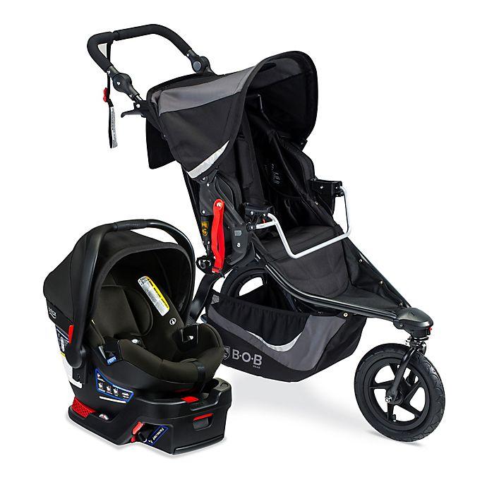 Alternate image 1 for BOB Gear® Revolution® Flex 3.0 Jogging Stroller with Britax® B-Safe Gen2 Infant Car Seat