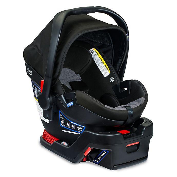 Alternate image 1 for BRITAX® B-Safe® Gen2™ FlexFit™ Infant Car Seat in Stainless Steel
