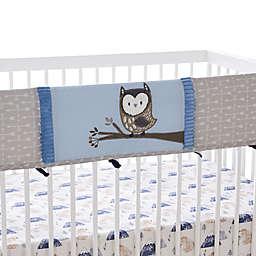 Levtex Baby® Rowan Crib Rail Guard in Grey/Blue