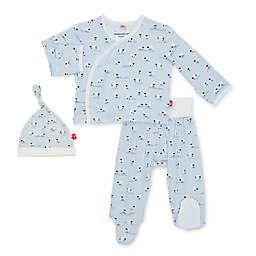 Magnetic Me® by Magnificent Baby Baa Baa Baby 3-Piece Pant Set