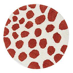 Marmalade™ Cotton Bath Rug in Giraffe Print