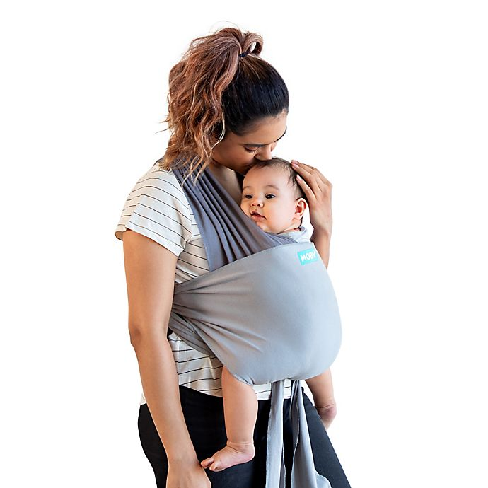 Alternate image 1 for Moby® Wrap Easy-Wrap Carrier