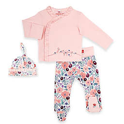 Magnetic Me® by Magnificent Baby Mayfair 3-Piece Pant Set