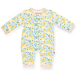 Magnetic Me® by Magnificent Baby Citrus Bloom Magnetic Coverall