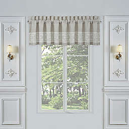 J. Queen New York™ Aimee Window Valance in Beige