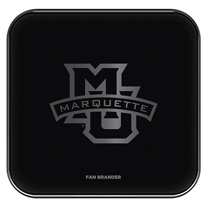 Alternate image 1 for Marquette University Fast Charging Pad