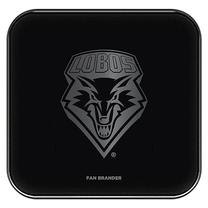 Alternate image 1 for University of New Mexico Fast Charging Pad