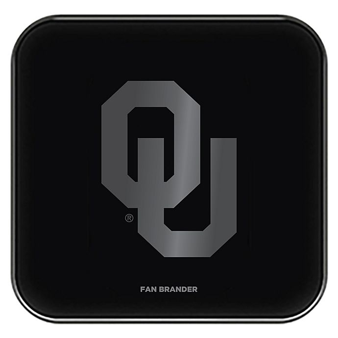 Alternate image 1 for University of Oklahoma Fast Charging Pad