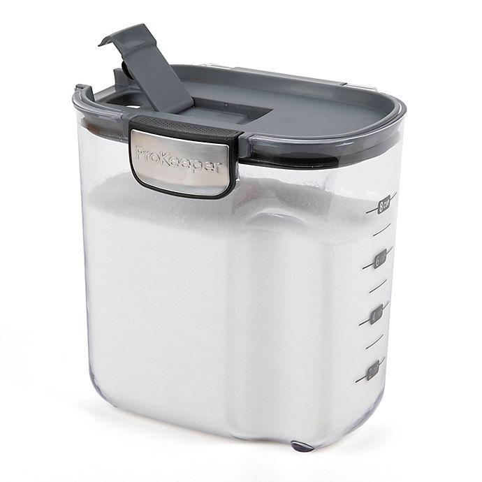 Alternate image 1 for Progressive™ Prepworks® Prokeeper 4 lb. Sugar Storage Container