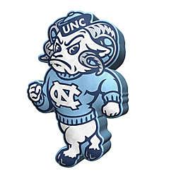University of North Carolina Plushlete Team Mascot Throw Pillow