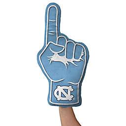 University of North Carolina Foam Finger Throw Pillow