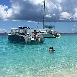 Island Hopping and White Beach Bay Snorkeling Excursion by Spur Experiences®