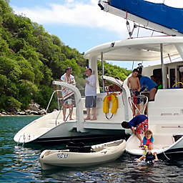 Cooper and Peter Islands Daysail and Snorkel by Spur Experiences® (Tortola, BVI)