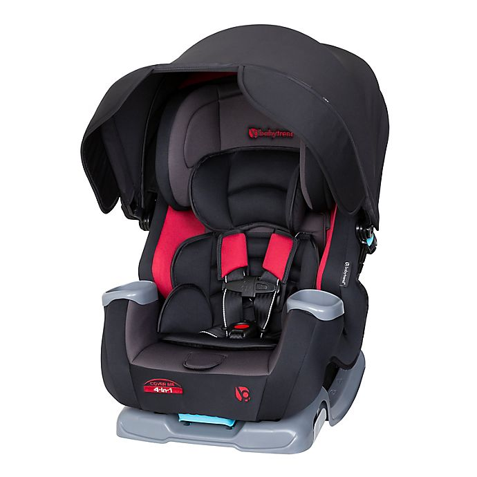 Alternate image 1 for Baby Trend® Cover Me™ 4-in-1 Convertible Car Seat