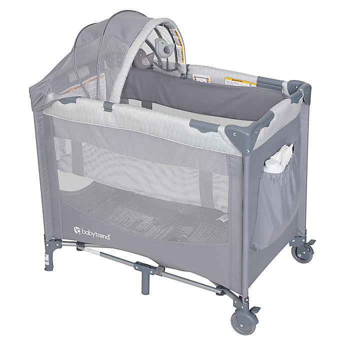 Alternate image 1 for Baby Trend® Mini Nursery Center™ Playard