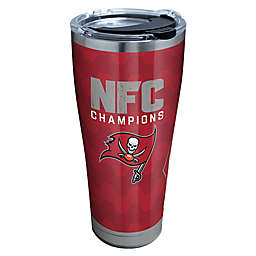 Tervis® NFL Tampa Bay Buccaneers NFC Champions 30 oz. Stainless Steel Tumbler with Lid