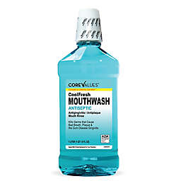 Core Values™ 33.8 oz. Antiseptic Mouth Rinse in Blue Mint