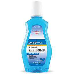 Harmon® Core Values™ 1 Liter Alcohol Free Mouthwash in Light Mint