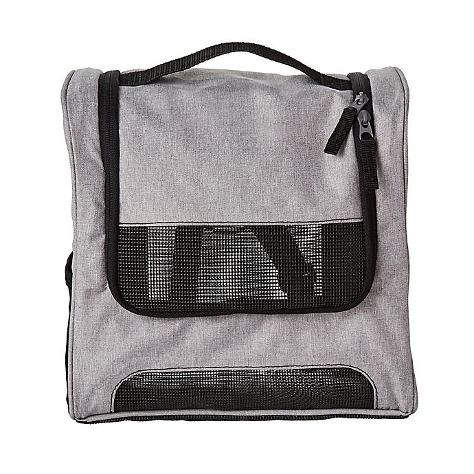 Alternate image 1 for Simply Essential™ Hanging Toiletry Bag