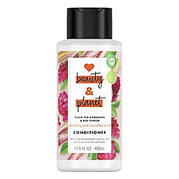 Love Beauty and Planet 13.5 fl. oz. Black Tea Kombucha and Red Ginger Conditioner