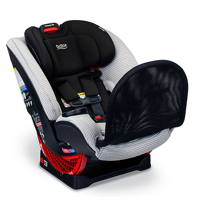 Alternate image 1 for Britax® One4Life™ ClickTight® All-in-One Convertible Car Seat
