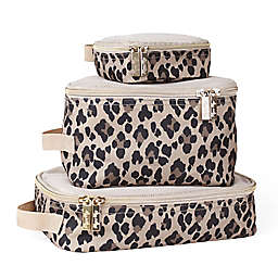 Pack Like A Boss - Packing Cubes- Leopard
