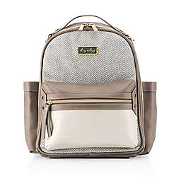 Itzy Ritzy® Mini Backpack Diaper Bag in Vanilla Latte