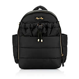 Itzy Ritzy® Dream Puffer Backpack in Midnight Black