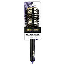 Hot Tools® Signature Series 2-1/16-Inch Gold Volume Brush with Sectioning Pik