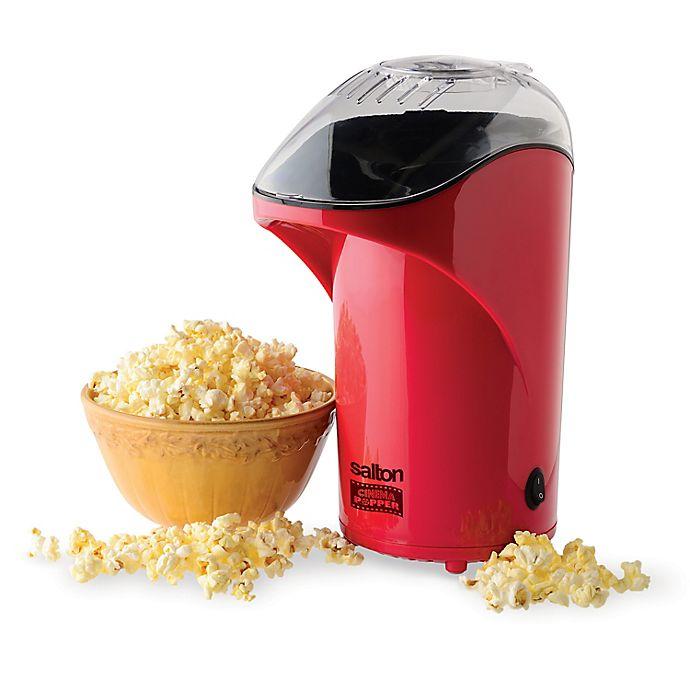 Alternate image 1 for Salton Popcorn Popper