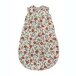Loulou Lollipop Size 12-24 M Tencel® Lyocell Sleep Bag in Flower Vine