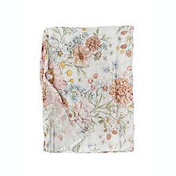 Loulou Lollipop® Secret Garden Muslin Swaddle Blanket