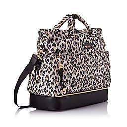 Itzy Ritzy® Weekender Hospital & Tavel Bag in Leopard