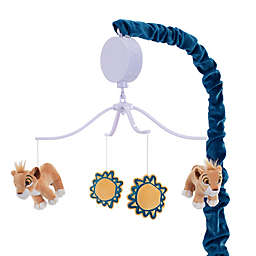 Lambs & Ivy® Lion King Adventure Musical Mobile in Blue/Brown