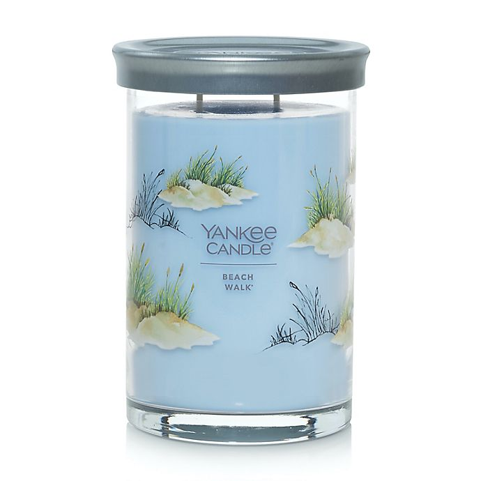 Alternate image 1 for Yankee Candle® Beach Walk Signature Collection 20 oz. Large Tumbler Candle
