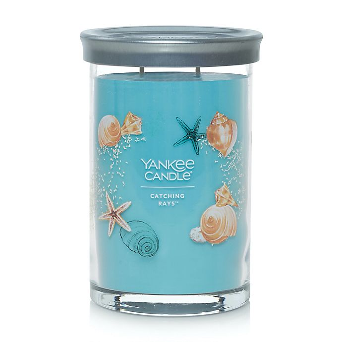 Alternate image 1 for Yankee Candle® Catching Rays Signature Collection 20 oz. Large Tumbler Candle