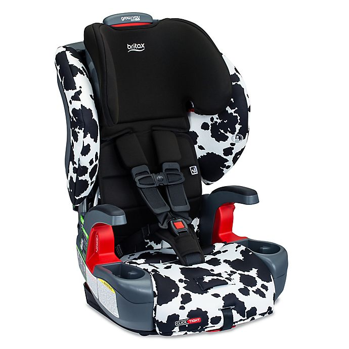 Alternate image 1 for BRITAX® Grow With You™ ClickTight™ Harness-2-Booster Car Seat in Cowmooflage