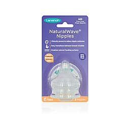 Lansinoh® Momma® 2-Pack Fast Flow NaturalWave™ Nipples