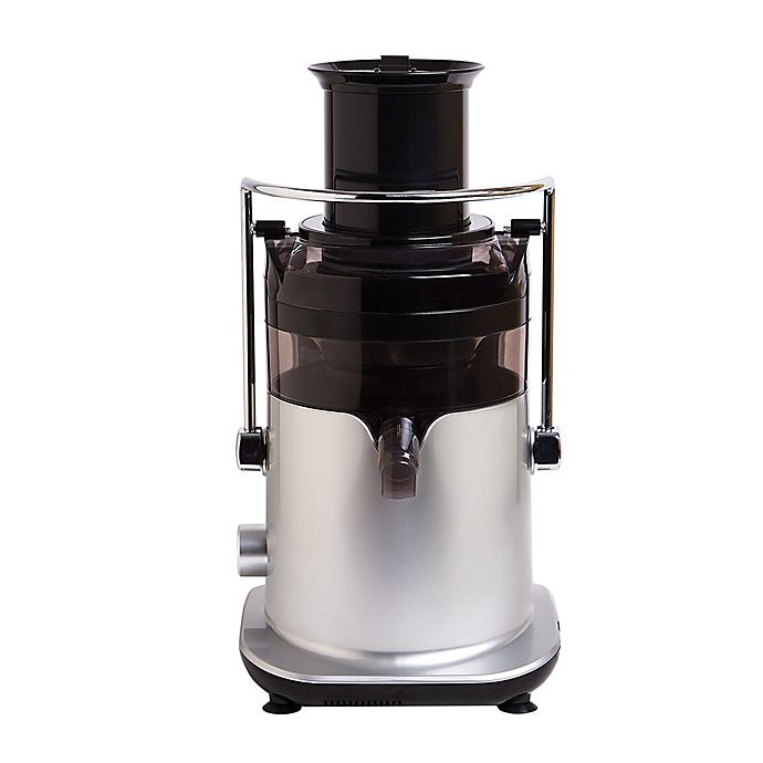 Alternate image 1 for PowerXL Self Cleaning Juicer in Stainless Steel/Black