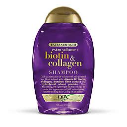 OGX® 13 oz. Extra Strength Extra-Volume + Biotin & Collagen Shampoo
